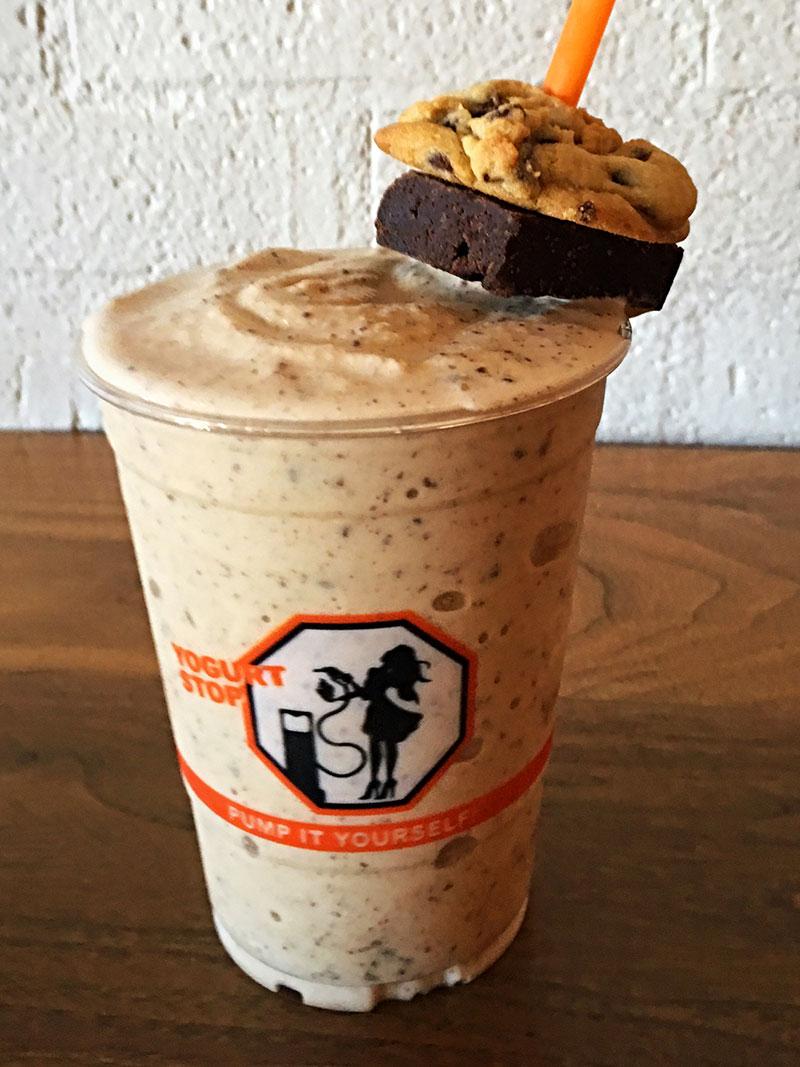 Brownie Cookie Shake
