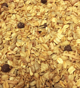 Old Fashion Granola